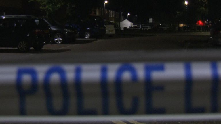 The 18-year-old died after being stabbed