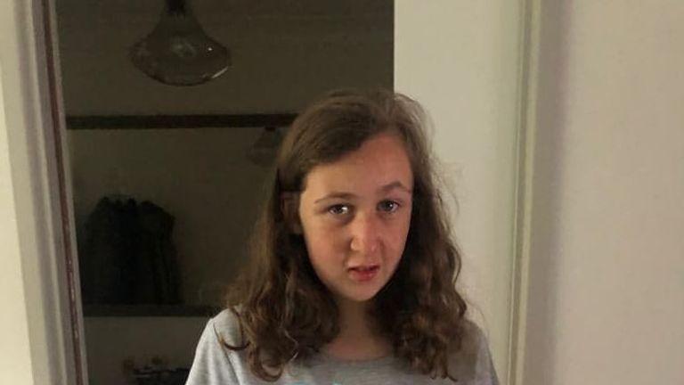 Nora Quoirin. Pic: Lucie Blackman Trust