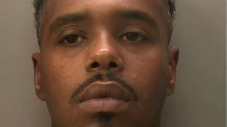 DiiriyeAli-Jamac was jailed for six years on 19 August at Kingston Crown Court