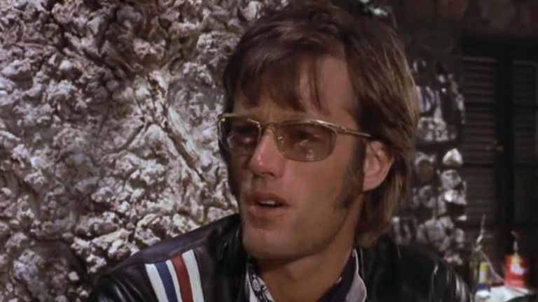Peter Fonda became a counterculture legend after making Easy Rider in 1969