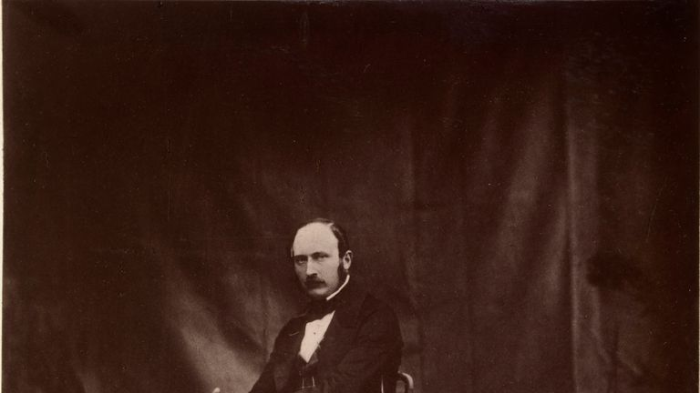 After Roger Fenton, Prince Albert, May 1854, 1889 copy of the original 
