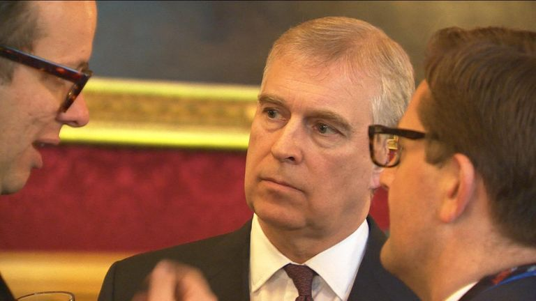 Questions keep coming about Prince Andrew's relationship with Jeffrey Epstein