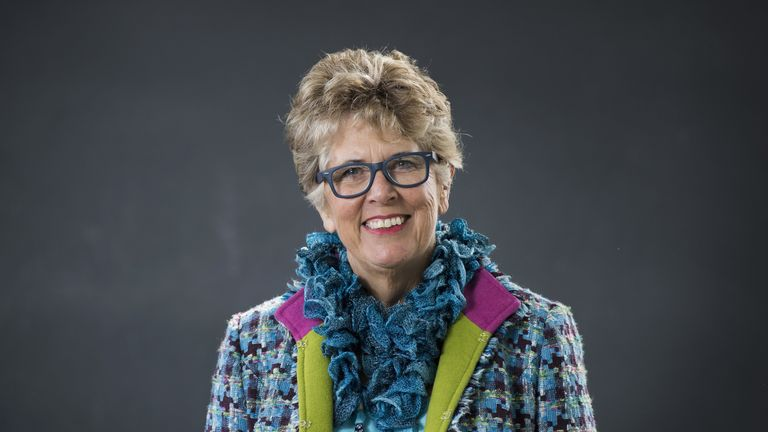 Prue Leith is advising a government review into hospital food