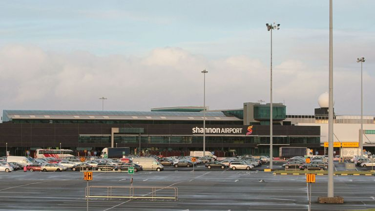 Shannon: Flights at airport suspended after emergency 'incident'