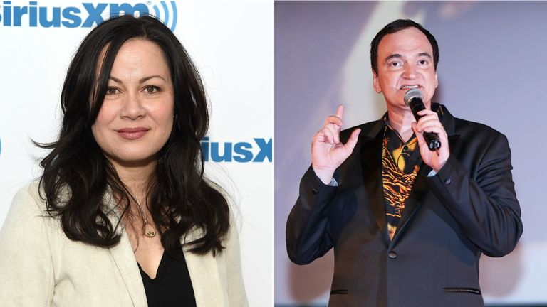 "Shannon Lee (right) said she found the portrayal of her father ""disheartening"""