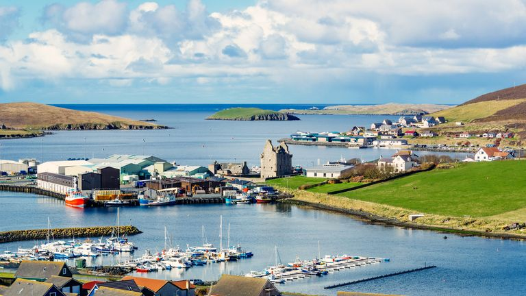 The Liberal Democrats have retained the seat in the Shetland Islands