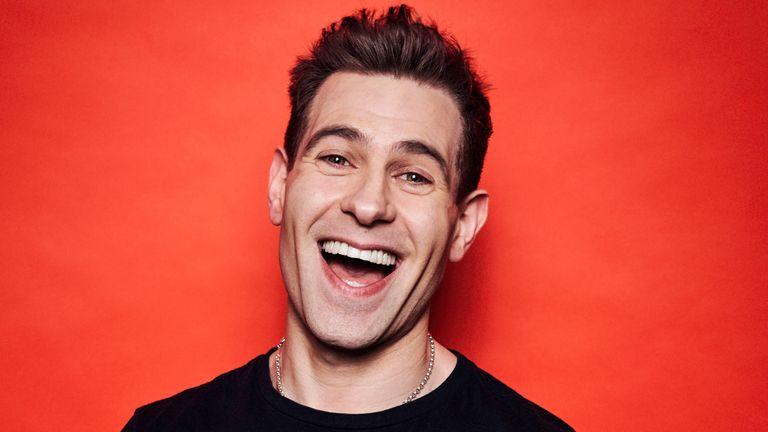 Comedian Simon Brodkin, who plays prankster Lee Nelson, is performing as himself for the first time at Edinburgh Fringe Festival 2019