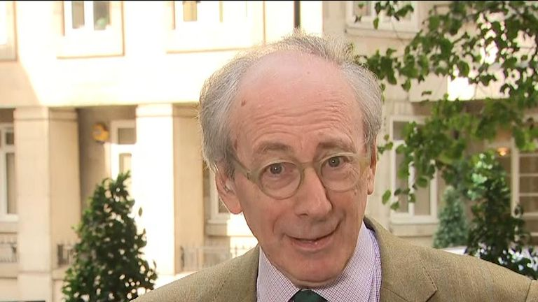 Sir Malcolm Rifkind thinks it is unlikely that the EU will offer any concessions on Brexit