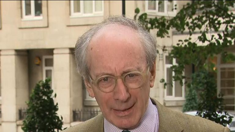 Sir Malcolm Rifkind believes China are stalling over action in Hong Kong because they want to keep the possibility of engaging with Taiwan