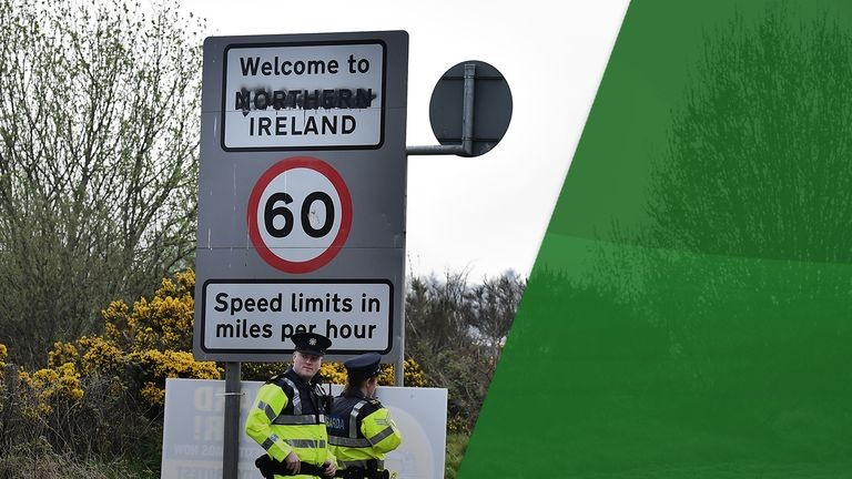The Irish border remains the single biggest question hanging over this whole Brexit process