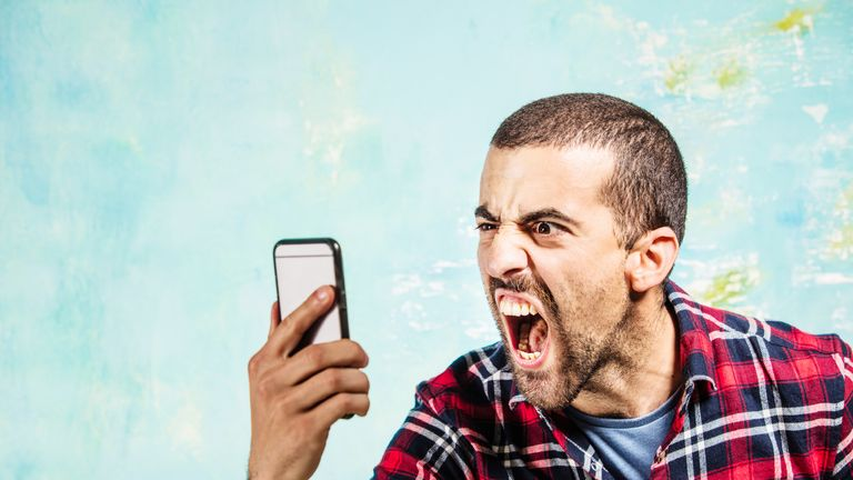 'Load rage' can kick in in less than a minute