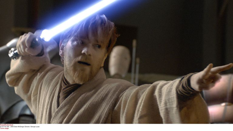 Ewan McGregor is reprising his role as Obi-Wan Kenobi
