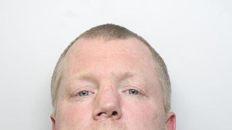 British Transport Police undated handout photo of Terry Maher who has been jailed after he aused more than £1 million worth of disruption by blocking trains running between London, Kent and France. PRESS ASSOCIATION Photo.
