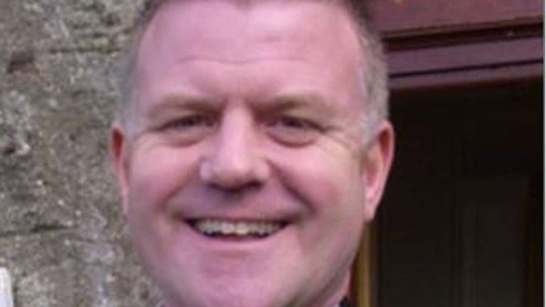 PC Tony Collins was a married dad-of-three