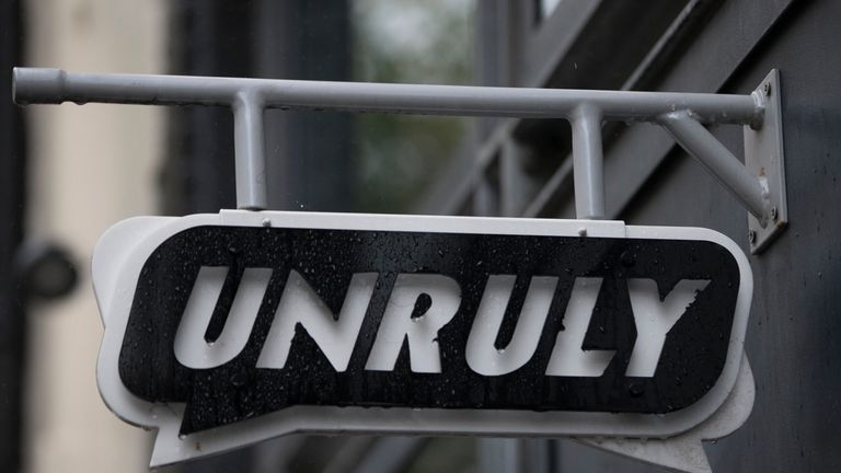 The offices of Unruly Media