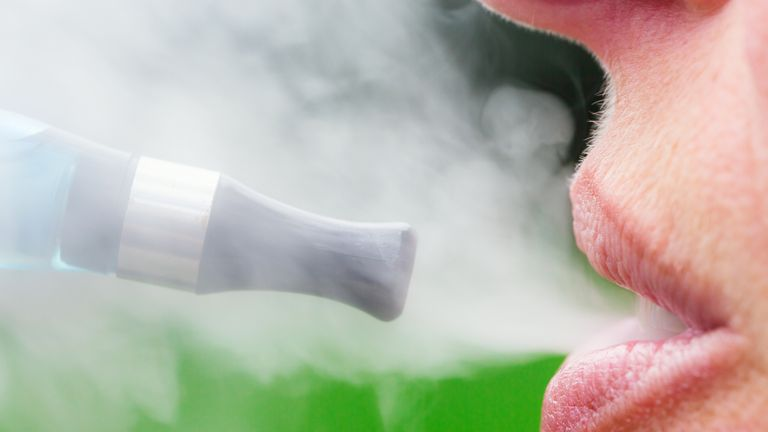 Health officials around the country have been reporting patients getting sick after vaping