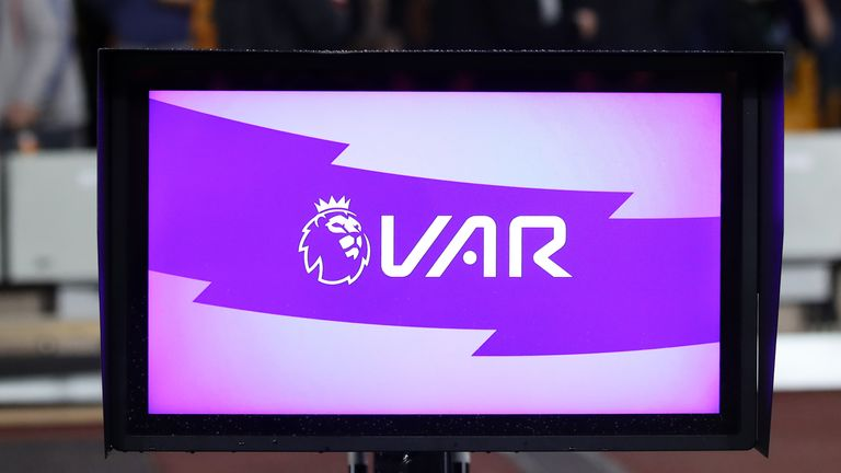 VAR technology has been criticised by fans and footballers alike