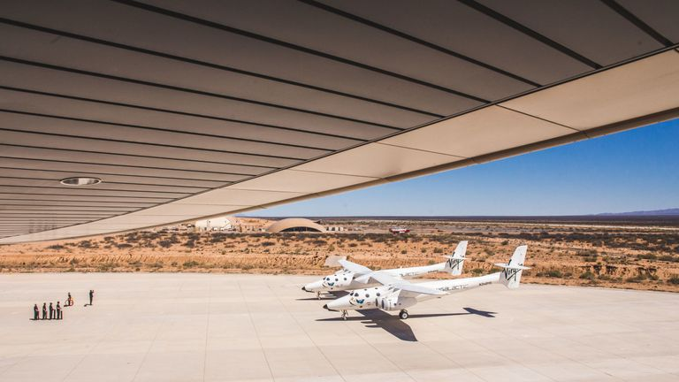 Virgin Galactic's new commercial spaceport is 'operationally functional', the comapny says