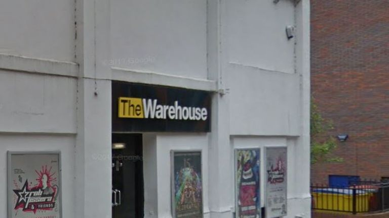 A teenager has died of a suspected drug overdose after collapsing at a nightclub in Leeds.