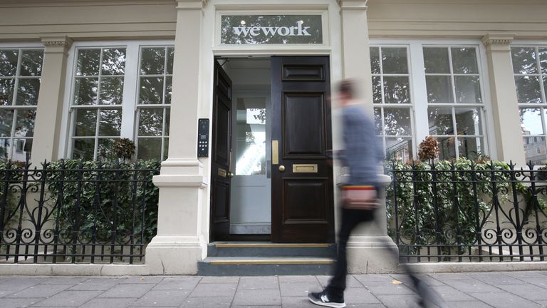 Regus-owner IWG targets WeWork with plan for £3bn US float