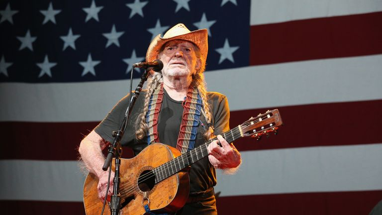 Willie Nelson has cancelled his tour because of a 'breathing problem'