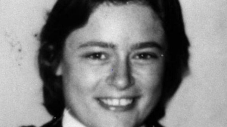PC Yvonne Fletcher died in 1984