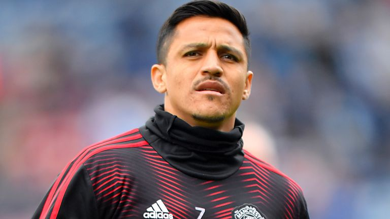 Ole Gunnar Solskjaer has confirmed Alexis Sanchez is in talks with clubs over a move away