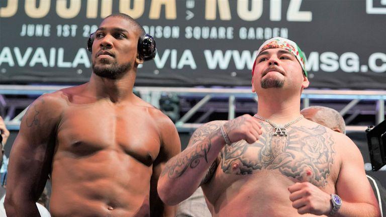 Ruiz Jr vs Joshua II: IBF belt 'on the line' despite concern it could be stripped | Boxing News |