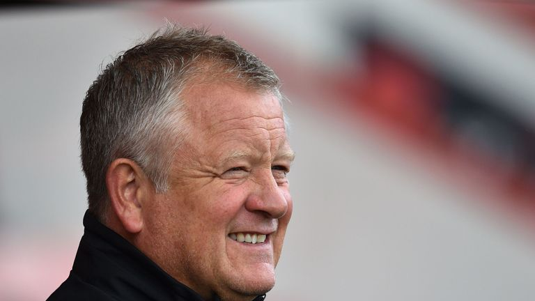 Hodgson says age is no issue for 'young man' Chris Wilder ahead of their Premier League meeting on Sunday