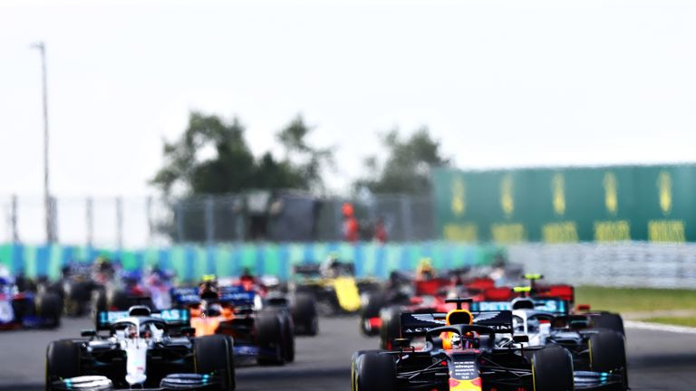 A quick recap of the 2019 Hungarian GP from the Hungaroring