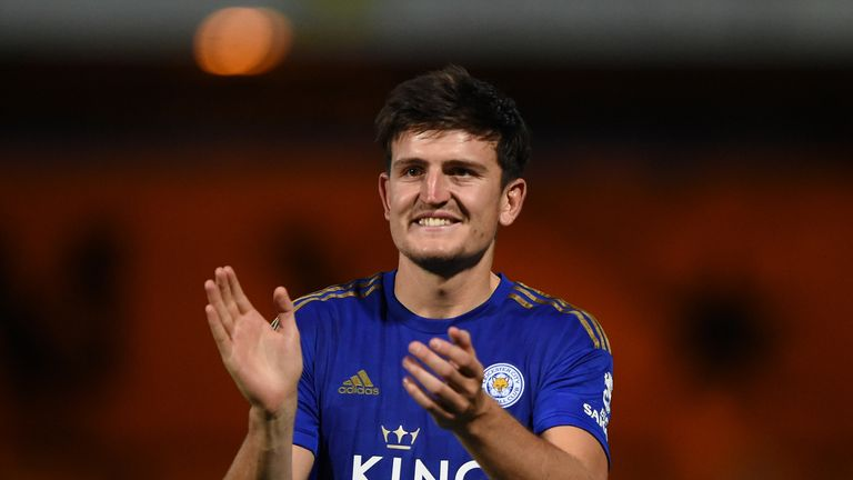 James Cooper reveals Manchester United will announce Harry Maguire's signing later on Monday