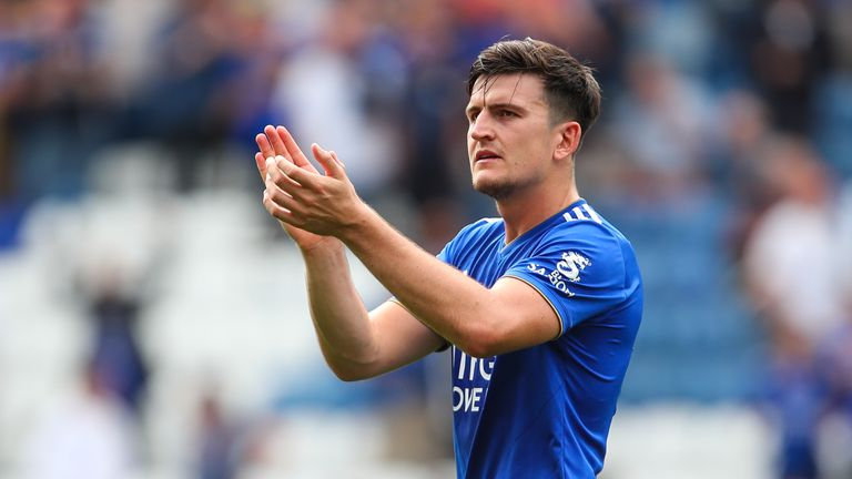 Pep Guardiola admits Man City couldn't afford Harry Maguire