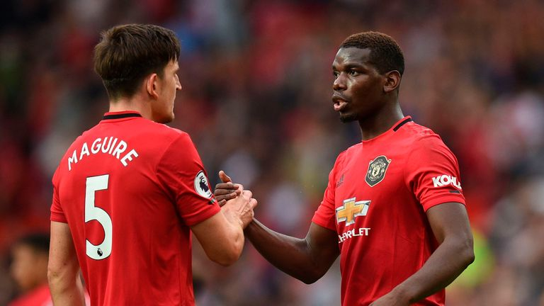 Former Manchester United assistant manager Steve McClaren believes early season success will help to keep Paul Pogba at the club.