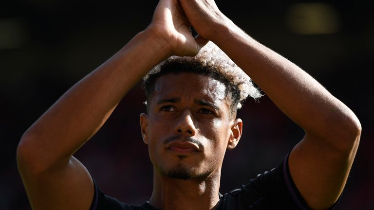 Charlton striker Lyle Taylor was a target for Brentford in the summer
