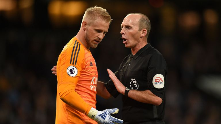 Referees chief Mike Riley says Premier League referees' conversations won't be audible to supporters, but it could happen in the future