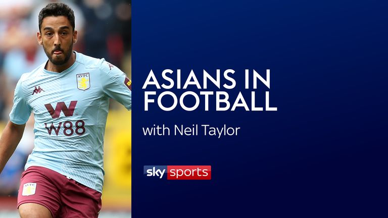 Asians in Football with Neil Taylor