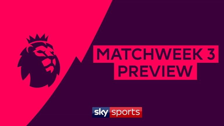 A look at some of the key stats surrounding this weekend's Premier League action, which includes Everton travelling to Aston Villa, Liverpool v Arsenal and Man City at Bournemouth