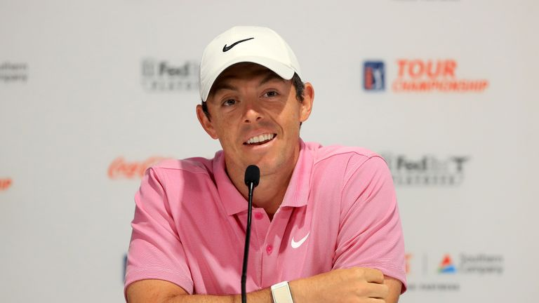 FedEx Cup: Rory McIlroy questions Tour Championship format and $15m prize