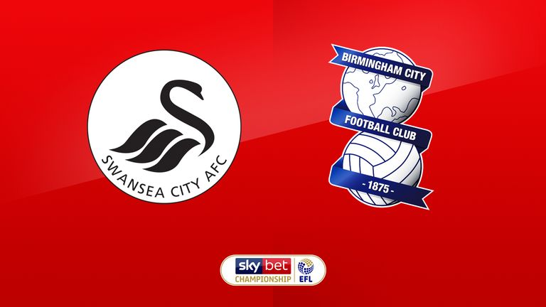 Swansea City vs Birmingham City