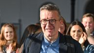 Labour party deputy leader Tom Watson arrives for the Labour Party Conference in Brighton