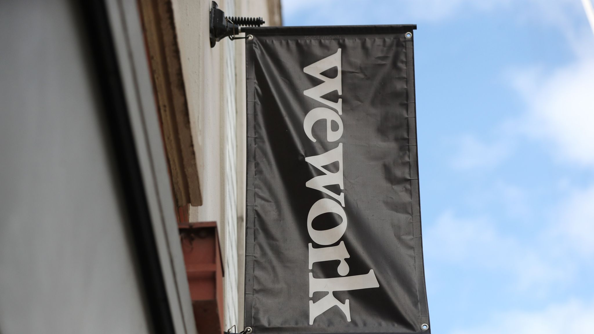 WeWork board 'accepts' Softbank's takeover plan