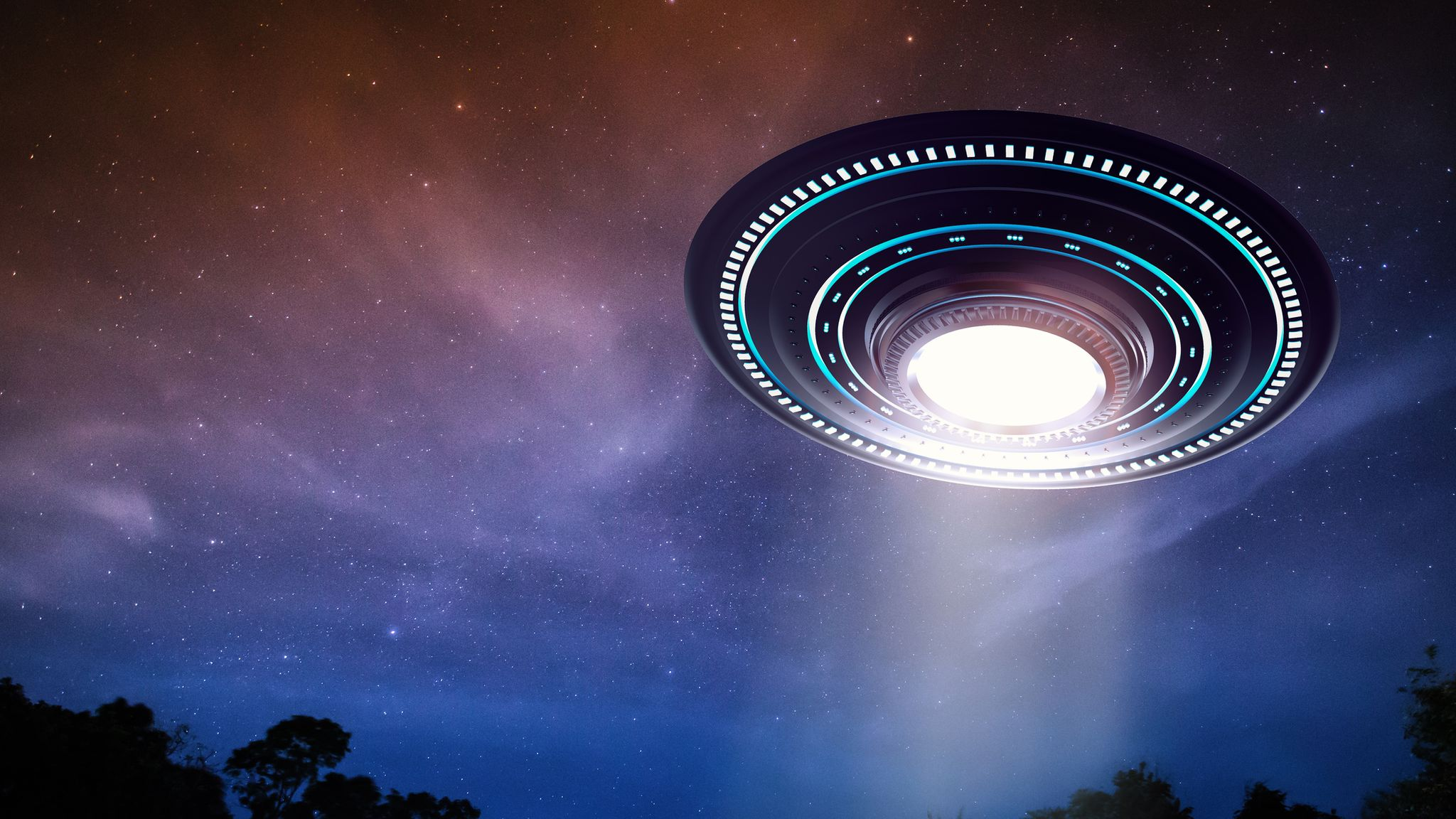 Forget Brexit - public referendum 'would support alien contact'   Science &  Tech News   Sky News