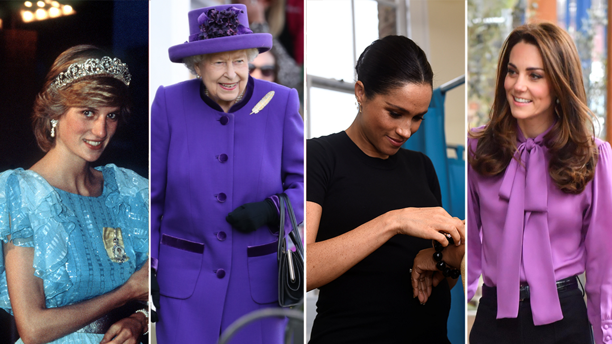 'More than just a dress': Fashion and the Royal Family