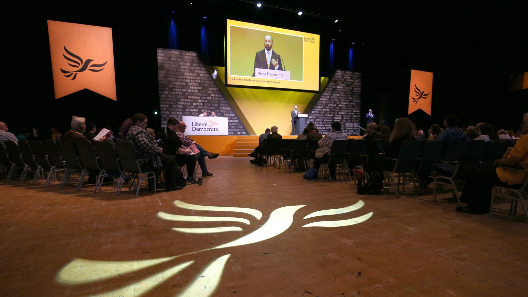 Nine things you might have missed at Liberal Democrat conference
