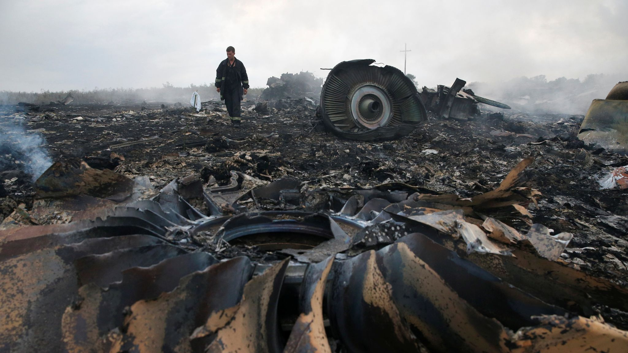 MH17 investigators release calls between 'top Russian officials and Ukraine rebels'