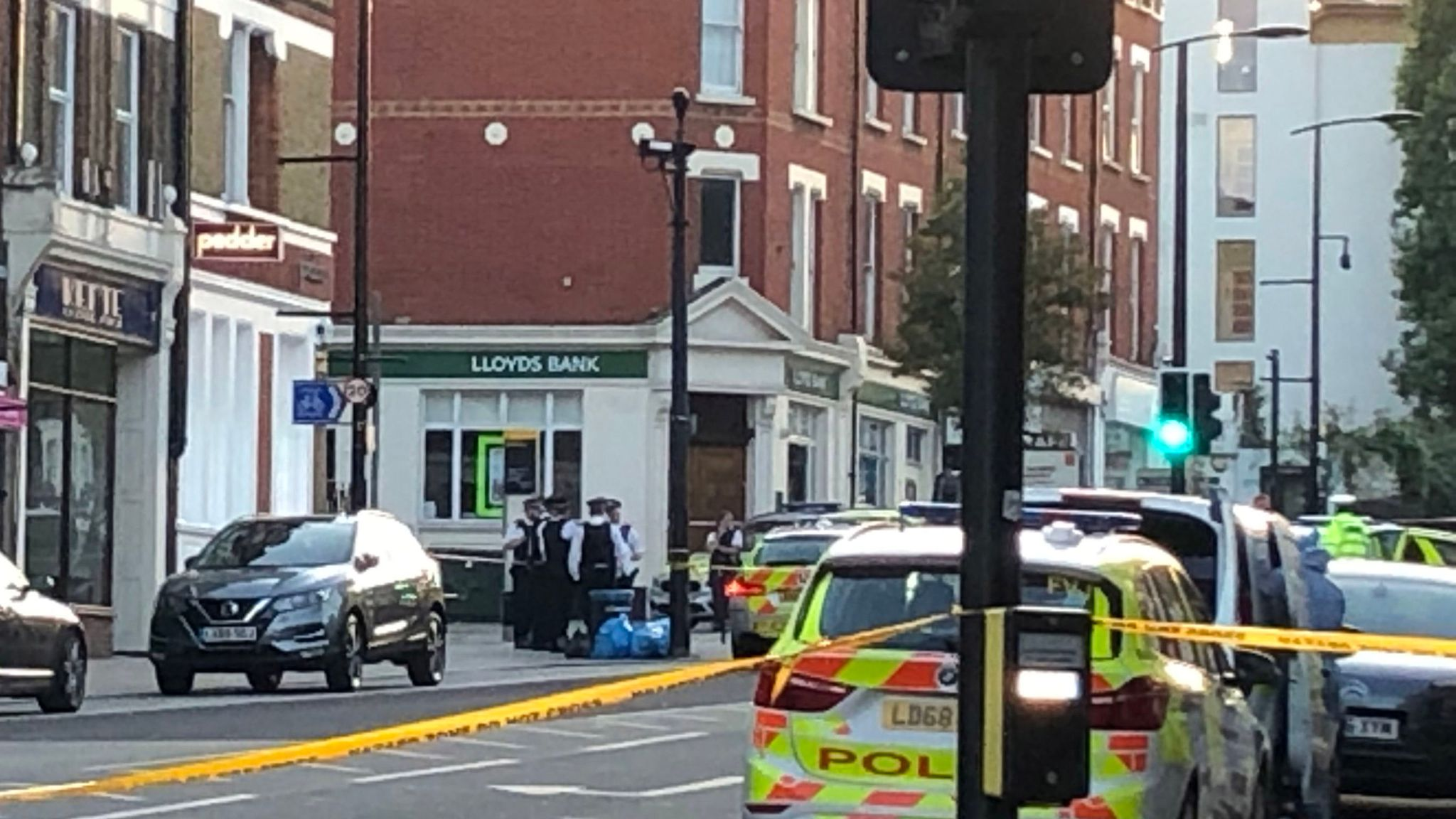 Man killed in southeast London 'accidentally shot himself