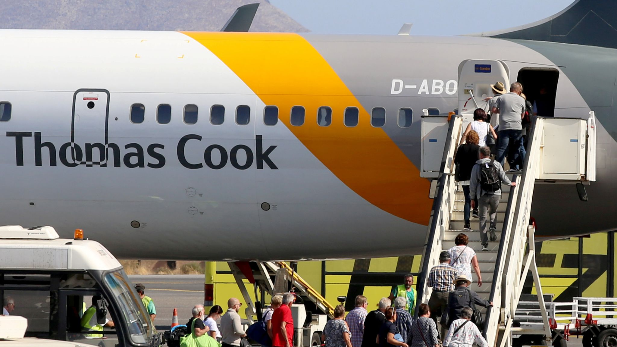 Thomas Cook customers uninsured for death, serious injury and illness