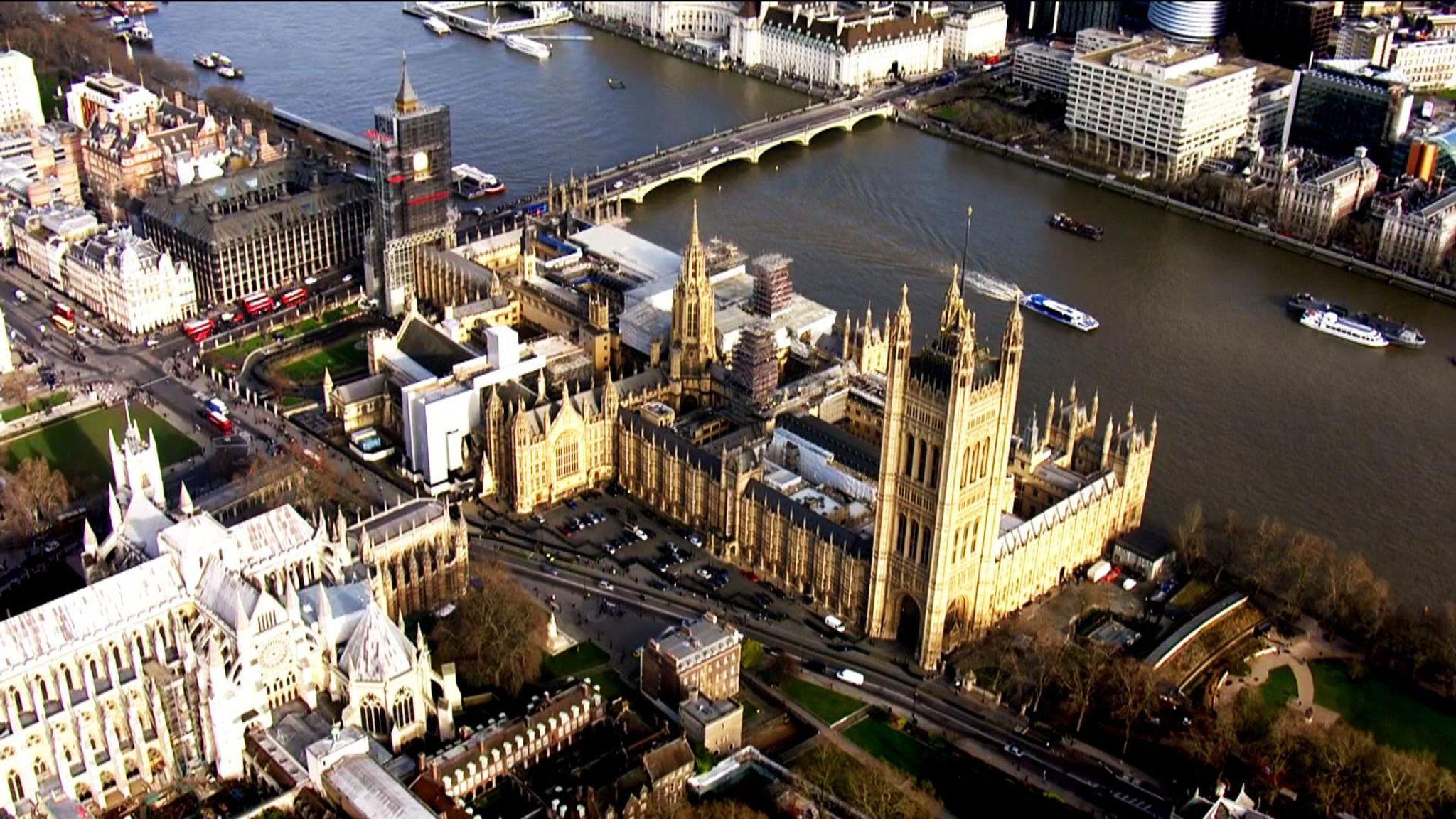 Brexit: Vote on PM's deal denied by Speaker John Bercow