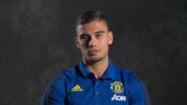 My Matchday: Andreas Pereira