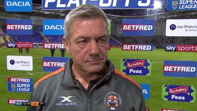Powell proud of his side